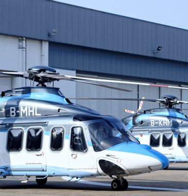 Aircraft Helicopter models